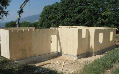 casa in legno San Potito Sannitico CE17