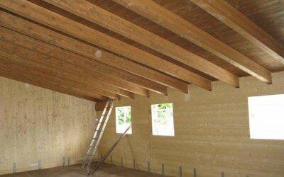 casa in legno San Potito Sannitico CE18