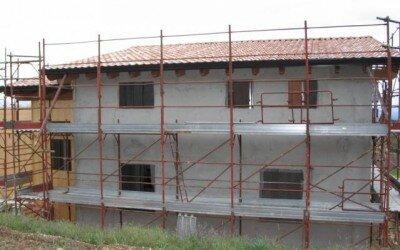 casa in legno San Potito Sannitico CE19