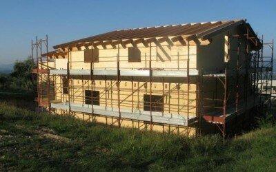 casa in legno San Potito Sannitico CE2