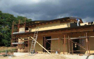 casa in legno San Potito Sannitico CE21