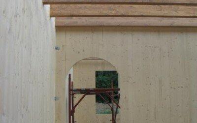casa in legno San Potito Sannitico CE22