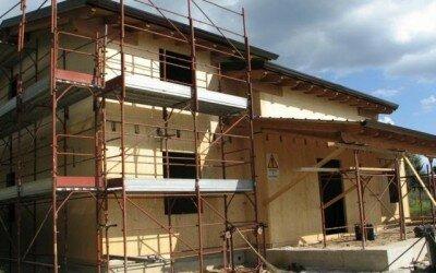casa in legno San Potito Sannitico CE25