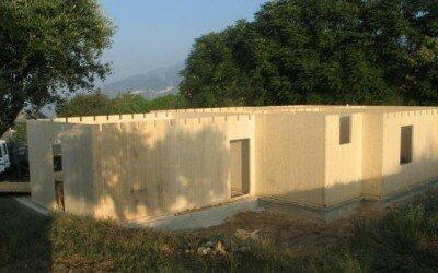 casa in legno San Potito Sannitico CE28