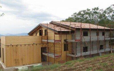 casa in legno San Potito Sannitico CE29