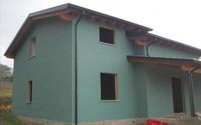 casa in legno San Potito Sannitico CE32
