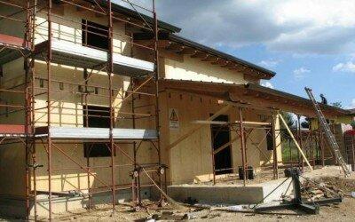 casa in legno San Potito Sannitico CE33