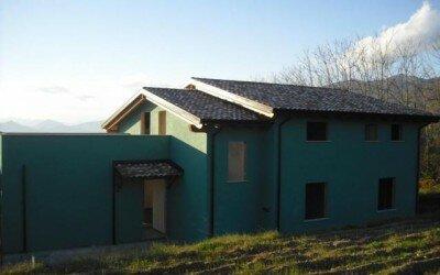 casa in legno San Potito Sannitico CE34