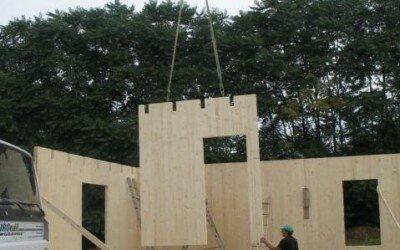 casa in legno San Potito Sannitico CE36