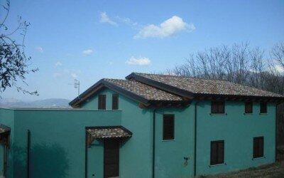 casa in legno San Potito Sannitico CE37