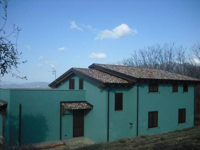 Maison en Bois – San Potito Sannitico Italie