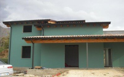 casa in legno San Potito Sannitico CE4