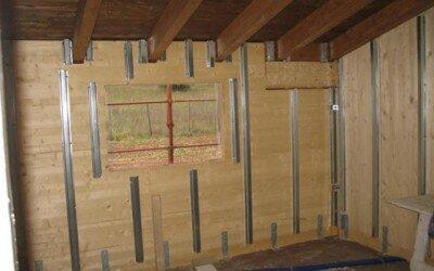 casa in legno San Potito Sannitico CE6