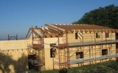casa in legno San Potito Sannitico CE7