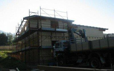 casa in legno San Potito Sannitico CE8