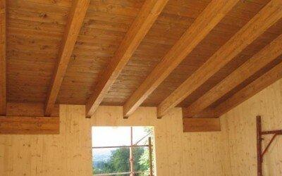 casa in legno San Potito Sannitico CE9