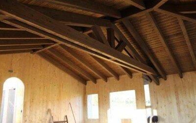 villetta in legno ad Alife CE-11