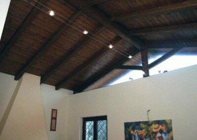 Toit en bois – Alife Italie