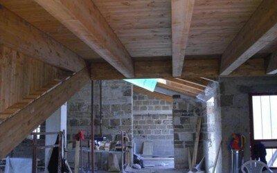 Copertura in legno Pignataro Maggiore -CE10