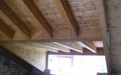 Copertura in legno Pignataro Maggiore -CE5