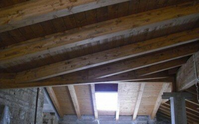 Copertura in legno Pignataro Maggiore -CE7
