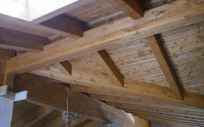 Copertura in legno Pignataro Maggiore -CE8