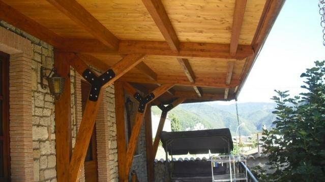 Porche en San Gregorio Matese Italie