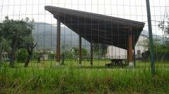 Auvent pour photovoltaïque à Piedimonte Matese Italie